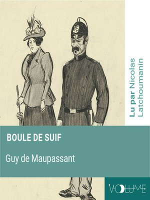 cover image of Boule de Suif